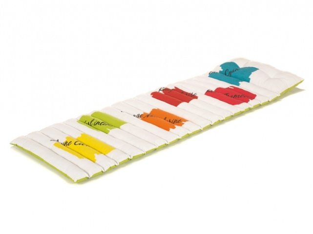 matelas futon coton fleuri neuf destockage grossiste. Black Bedroom Furniture Sets. Home Design Ideas