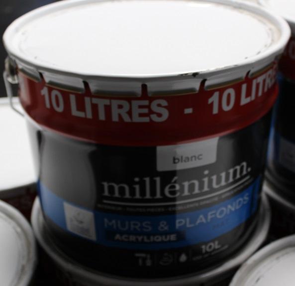 Peinture Millenium Brico Dépot Pot De 10 L Pour Une