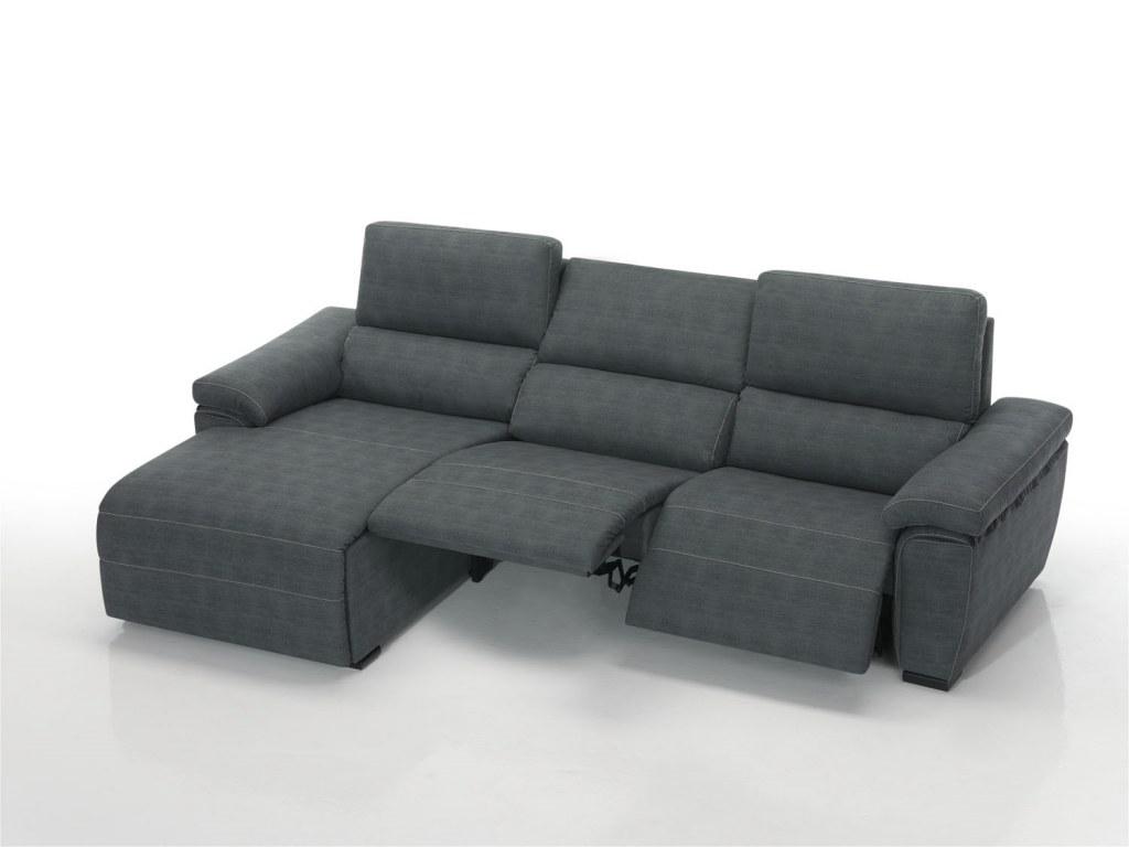 canap angle avec ses 2 relax lectrique destockage grossiste. Black Bedroom Furniture Sets. Home Design Ideas