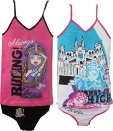 Set Débardeur et culotte Monster High