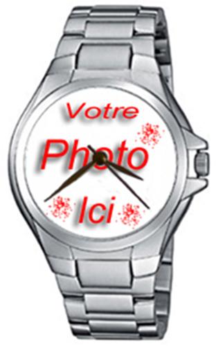 Destockage Bracelet Montre Boîtier Et Homme Personnalisable Métal qSVUMGpz