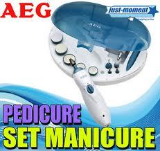 AEG MANICURE PEDICURE DESTOCKAGE