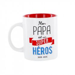 Mug Papa est un super-héros