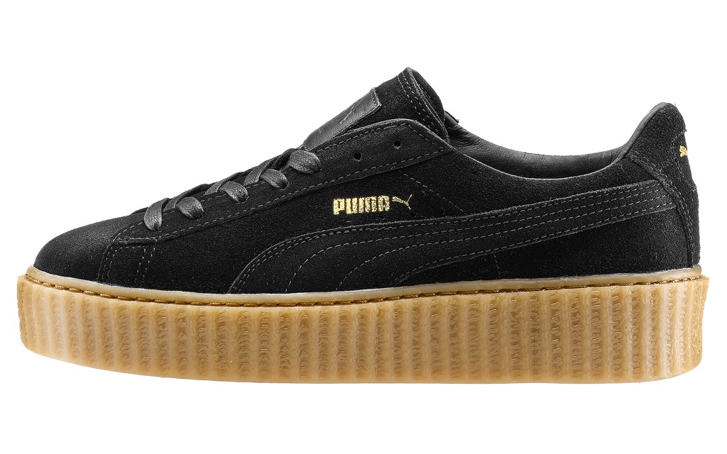 Basket Puma Creepers By Rihanna authentique Destockage Grossiste