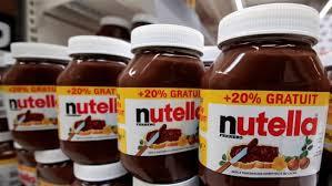 Premium Grade Nutella chocolat