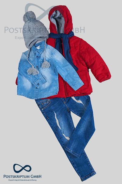 b290827f6be8d Stocklot des vêtements pour enfants de IDEXE Destockage Grossiste