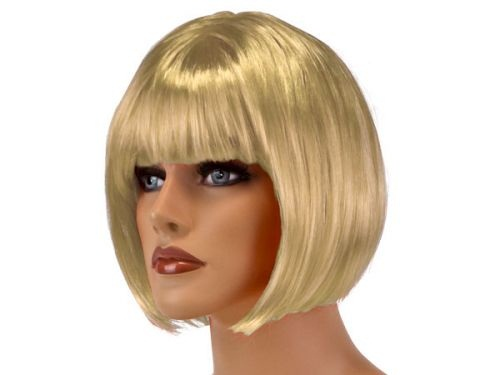 Perruque coupe au carr blond lp divertissements destockage grossiste - Coupe carre blond ...