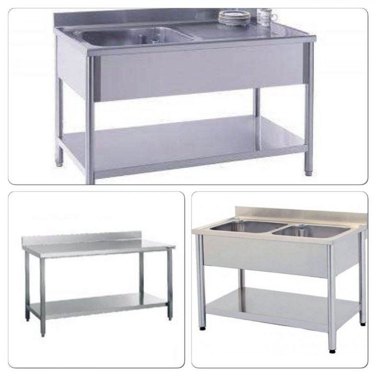 Table Inox Avec Evier Occasion Pearlfection Fr