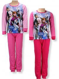 Pyjama Long Frozen Disney - La reine des neines