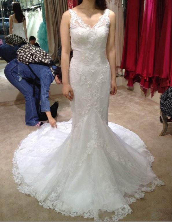 fabricant magnifique robes de marie en dentelle et tulle