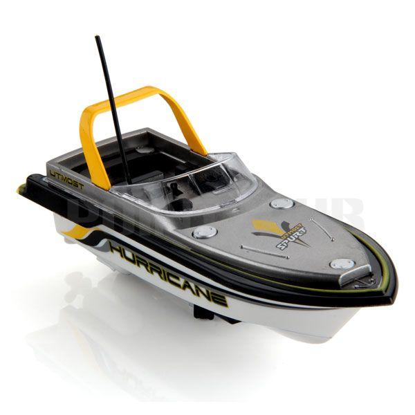 miniature bateau t l command mini rc boat bon cadeau pour enfant. Black Bedroom Furniture Sets. Home Design Ideas
