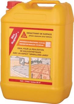 SIKA RUGASOL ® PLUS Désactivant de surface (5 litres)