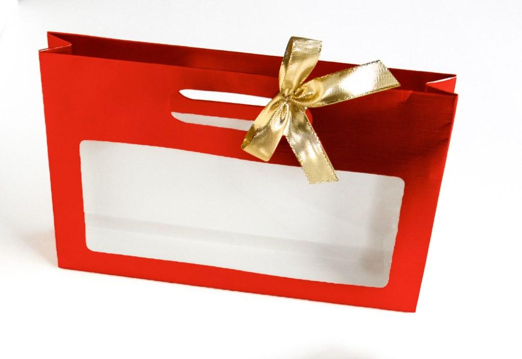 sac en carton rouge c c o destockage grossiste. Black Bedroom Furniture Sets. Home Design Ideas