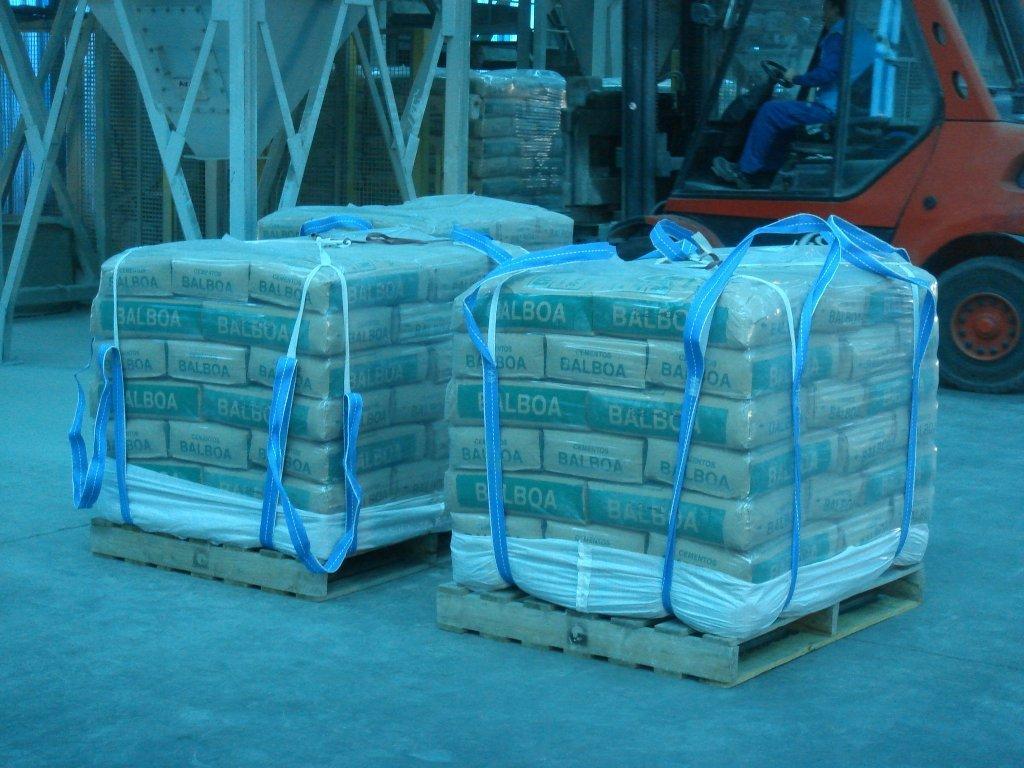 Ciment portland 42 5 vrac c c b destockage grossiste for Prix du ciment en france