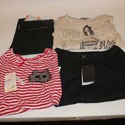 Destockage vêtments de marque BERSHKA