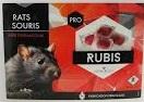 Pâte fraîche 250 grs prêt à l'emploi anti rats souris raticide poison rat killer