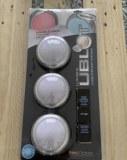 Lumière étanche LED 3 hublots sous plastique neuf lot important