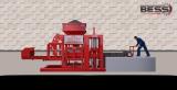 Machine de Fabrication de Parpaing