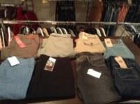 fournisseur discount pantalons jeans marlboro classics,ikks,dkny.....