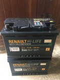 Batteries Neuves 70ah Renault/Équation start and stop
