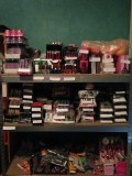 LOT MAQUILLAGE COSMETIQUE NEUF