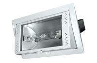 Projecteur Encastré orientable RX7S à Iodure Métallique 70W