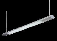 Réglette suspension 230V 2X36W G13 T8