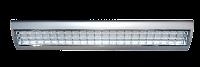 Réglette en aluminium extrude 2x28w T5 avec ballast electronique sans lampe