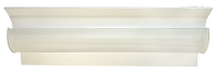 Réflecteur design à éclairage indirect 2X28W T5 avec ballast electronique