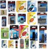 Lot de Pile Rechargeable, Chargeur & Batterie Marque EU