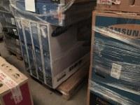 Vends lot tv lcd electromenager suite destockage