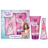 Coffret parfum violetta