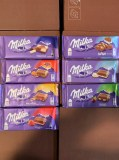 ARRIVAGES CAMIONS CHOCOLATS MILKA SUCHARD
