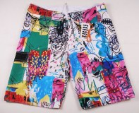 Lot de short de surf / Quicksilver / Billabong / DC