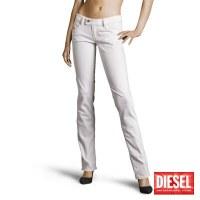 Jeans DIESEL femme NEVY 8UC en destockage