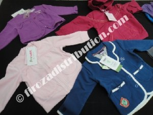 Lots de sweats enfant Prenatal.