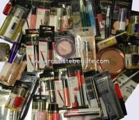 Destockage Lot maquillages de marque Blister Fr