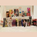 Lot Mix maquillage de marque sans vernis