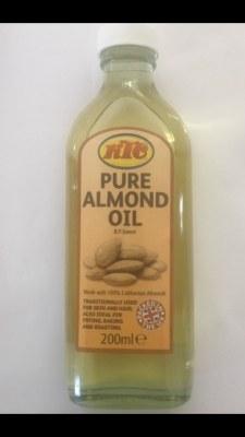 Huile ricin huile de moutarde huile coco