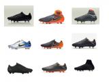Lot de chaussures de footall Nike - Collection actuelle - Modeles haut de gamme