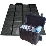 Kit générateur solaire portable 220V-12V-200W