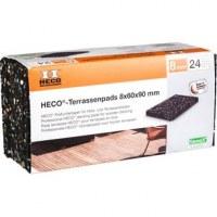 Pads de soubassement terrasse PLOT /LAMBOURDE - Heco