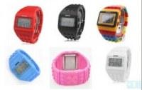 Grossiste,fournisseur chinois: bloc de conception des briques bracelet au poignet avec la lumière...
