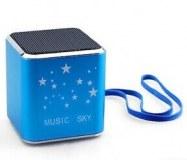 Grossiste, fournisseur et fabricant M35/Rechargeable Mini MP3 Speaker + TF Slot (4GB)