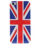 Cas Union Jack Motif dur pour l'iPhone 5