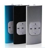 Grossiste, fournisseur et fabricant M59/4Go Lecteur MP3 metalic - 3 couleurs disponibles