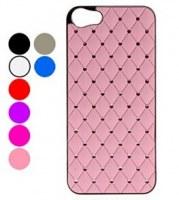Grossiste,fournisseur chinois : Etui Rigide avec Strass Style Ciel Etoilé pour iPhone 5