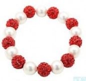 Grossiste, fournisseur et fabricant CB12/bracelet en cristal, macramé et Ematite noire...