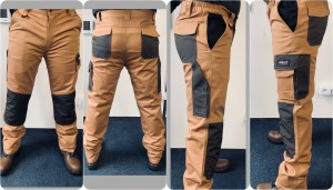 DESTOCKAGE Pantalon de travail EPI vêtement de travail