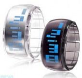 Grossiste,fournisseur chinois: Montre LED Futuriste, Bracelet Moderne